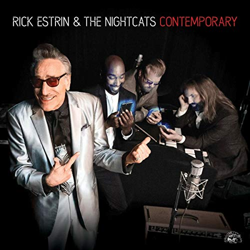 Rick & The Nightcats Estrin Contemporary .