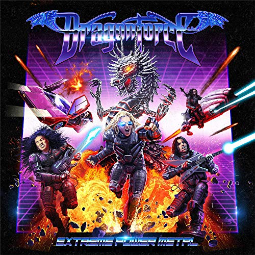 Dragonforce Extreme Power Metal