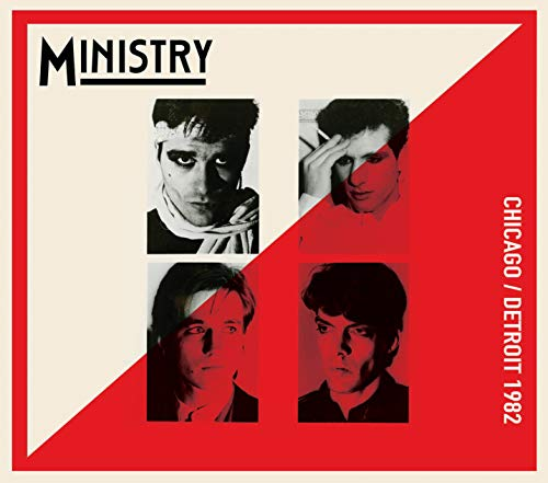 Ministry Chicago Detroit 1982 .