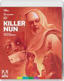 Killer Nun Ekberg Morra Valli Blu Ray Nr