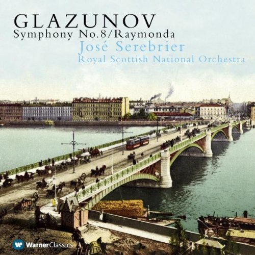 A. Glazunov Symphony No.8 & Raymonda Suite Royal Scottish Natl. Orch
