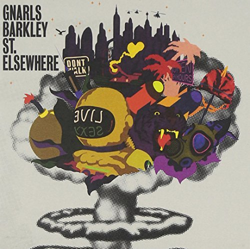 Gnarls Barkley St. Elsewhere Import Eu