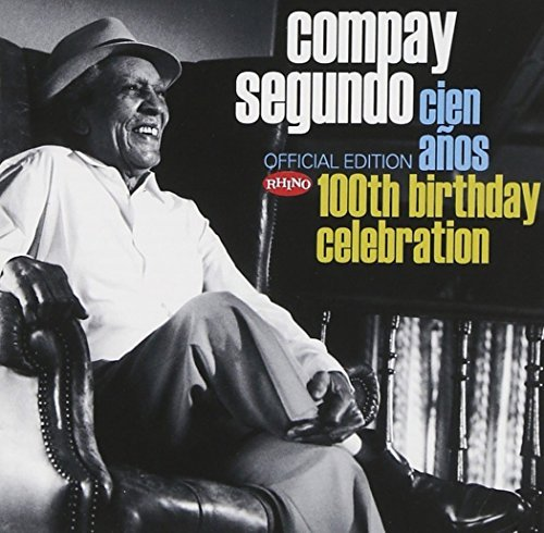 Compay Segundo Cien Anos 100th Birthday Celeb 2 CD Set