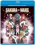 Sakura Wars The Complete Series Blu Ray Nr