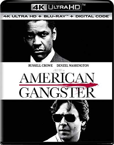 American Gangster Washington Crowe 4khd R