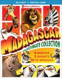 Madagascar The Ultimate Collection Blu Ray Nr