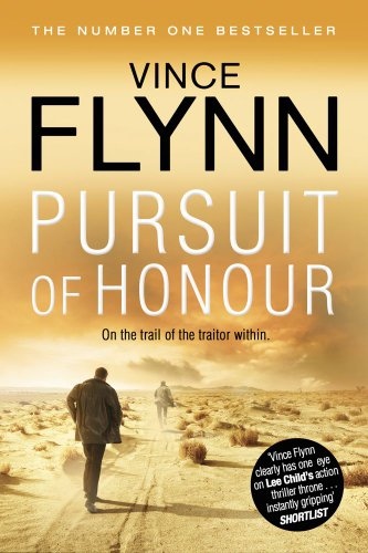 Vince Flynn Pursuit Of Honour Uk