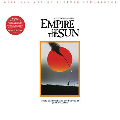 Empire Of The Sun Original Motion Picture Soundtrack John Williams