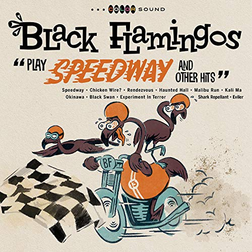 Black Flamingos Play Speedway And Other Hits
