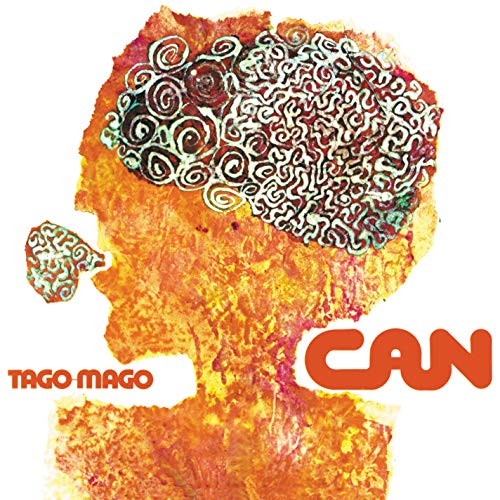 Can Tago Mago (orange Vinyl) Limited Edition 2 Lp