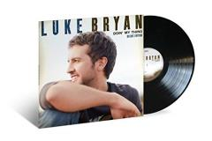 Luke Bryan Doin' My Thing Deluxe Lp