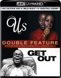 Us Get Out Double Feature 4khd R