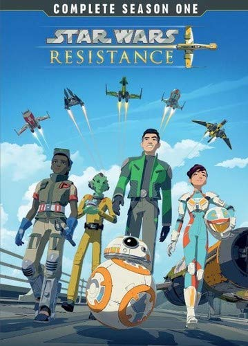Star Wars Resistance Season 1 DVD