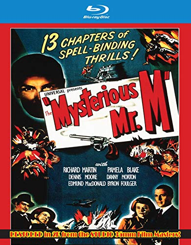 Mysterious Mr. M Mysterious Mr. M 2k Restored Edition