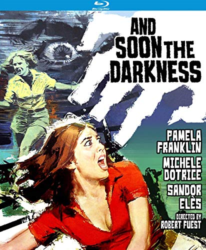 And Soon The Darkness (1970) Franklin Dotrice Eles Blu Ray Nr
