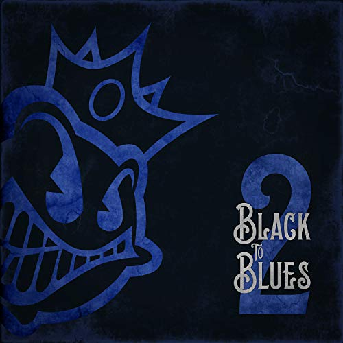 Black Stone Cherry Black To Blues Vol. 2 Blue Transparent Vinyl