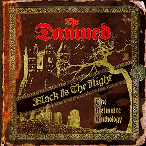 the-damned-black-is-the-night-the-definitive-anthology