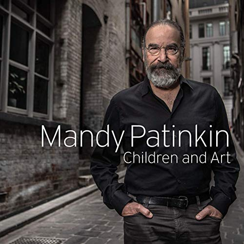 Mandy Patinkin Children & Art