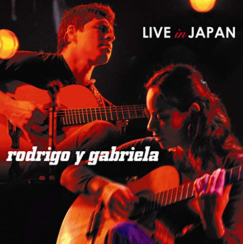 Rodrigo Y Gabriela Live In Japan 2 Lp
