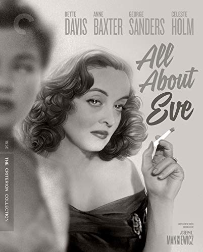 All About Eve Davis Baxter Sanders Holm Blu Ray Criterion