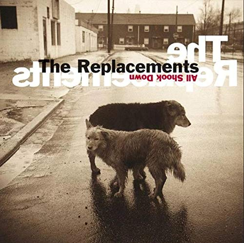 The Replacements All Shook Down (red Vinyl) 1 Lp Translucent Red Vinyl Rocktober 2019