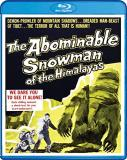 Abominable Snowman Of The Himalayas Cushing Tucker Blu Ray Nr