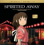 Spirited Away Studio Ghibli Blu Ray CD Book Pg Collectors Edition
