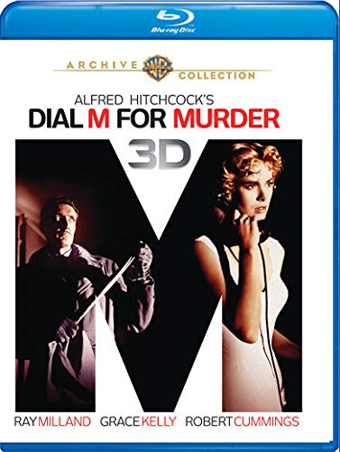 Dial M For Murder Milland Kelly Cummings DVD Mod This Item Is Made On Demand Could Take 2 3 Weeks For Delivery