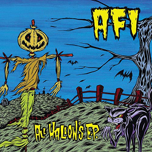 A.F.I. All Hallows E.P. (picture Disc)