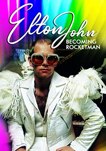 Becoming Rocketman John Elton .