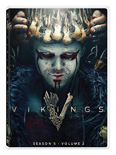 Vikings Season 5 Volume 2 DVD Nr