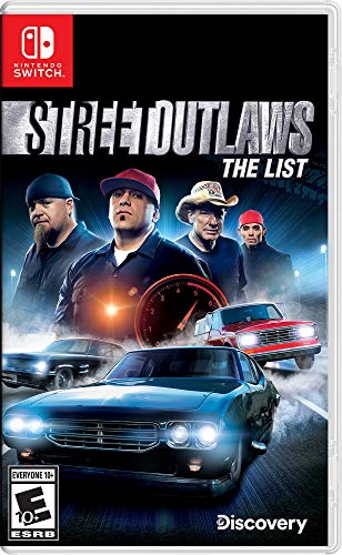 Nintendo Switch Street Outlaws