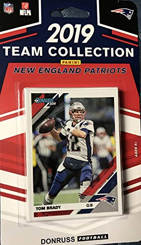 Trading Cards New England Patriots '19 Team Set