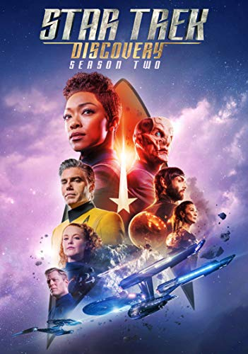 Star Trek Discovery Season 2 DVD Nr