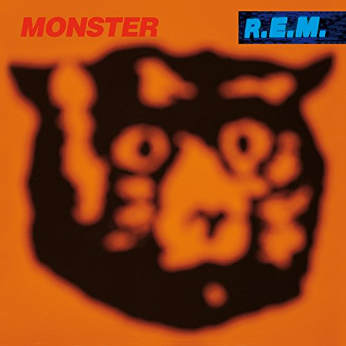 R.E.M. Monster 25th Anniversary Remastered Edition