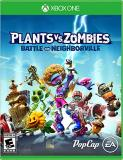 Xbox One Plants Vs Zombies Battle For Neighborville