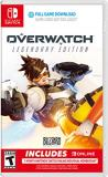 Nintendo Switch Overwatch Legendary Edition ***code In Box. No Game Card***