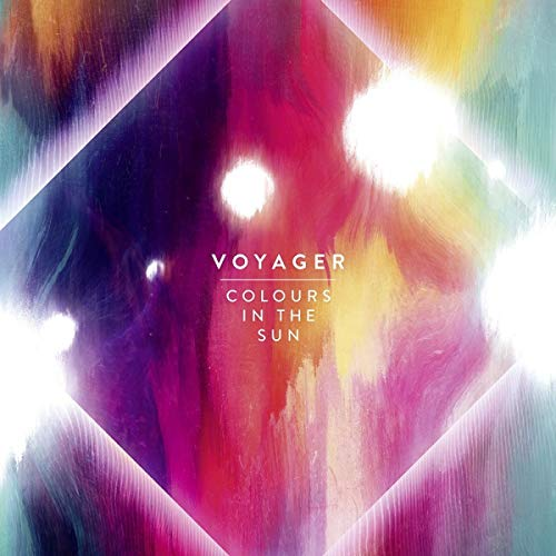 Voyager Colours In The Sun