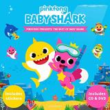 Pinkfong Pinkfong Presents The Best Of Baby Shark CD DVD
