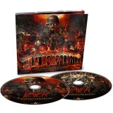 Slayer The Repentless Killogy (live At The Forum In Inglewood Ca) 2cd Digipack