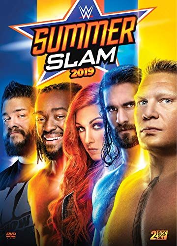 Wwe Summerslam 2019 DVD Nr