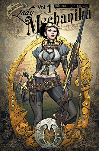 joe-benitez-lady-mechanika-volume-1-mystery-of-the-mechanical-corpse