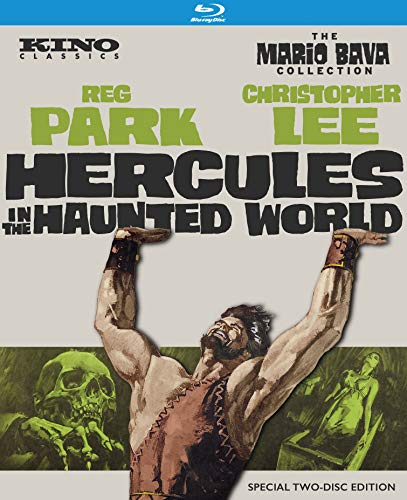 Hercules In The Haunted World Park Lee Blu Ray Nr