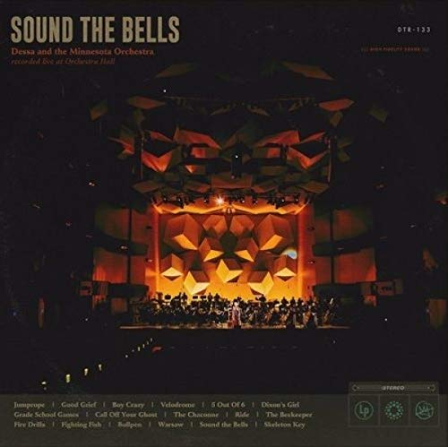 Dessa Minnesota Orchestra Sound The Bells Recorded Live At Orchestra Hall