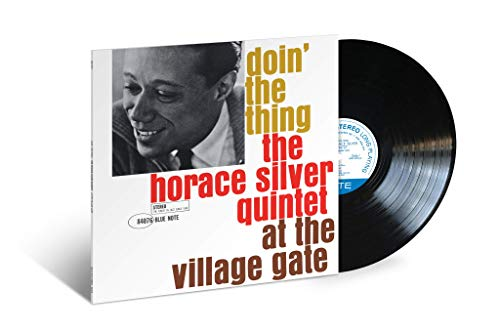 Horace Silver Quintet Doin' The Thing