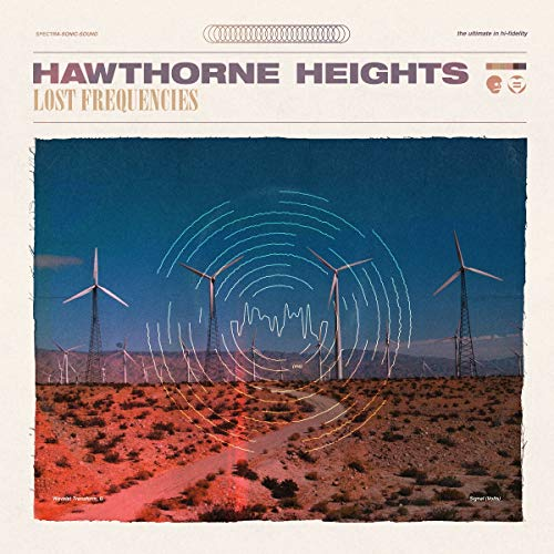 Hawthorne Heights Lost Frequencies