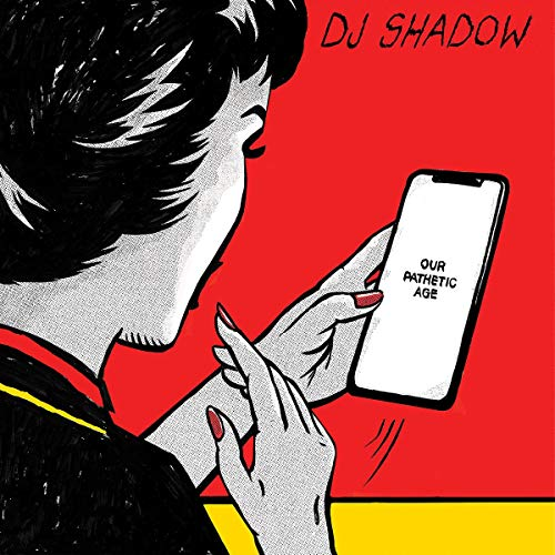 Dj Shadow Our Pathetic Age 2 Lp