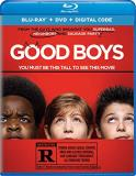 Good Boys Tremblay Williams Noon Blu Ray DVD Dc R