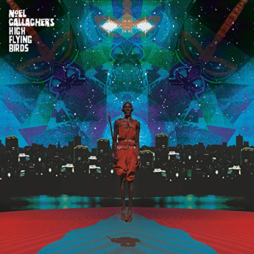 Noel Gallagher's High Flying Birds This Is The Place (mint Vinyl)