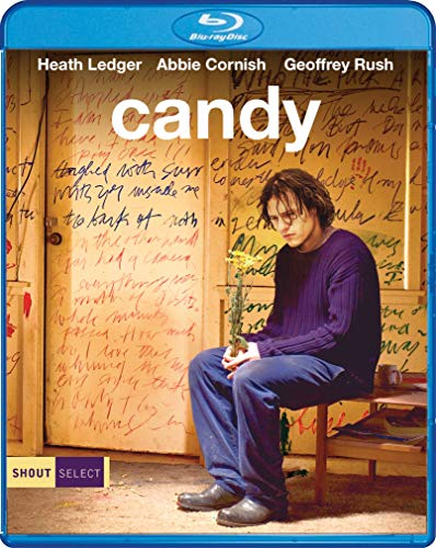 Candy Ledger Cornish Rush Blu Ray R